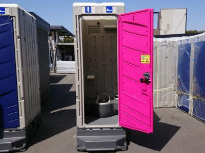 新棟 仮設トイレ和式簡易水洗式 税込151,800円