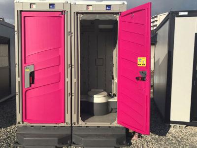 新棟 仮設トイレ洋式簡易水洗式(ハンドルレバー付) 税込184,800円
