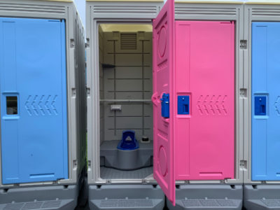新棟仮設トイレ 和式簡易水洗 税込151,800円